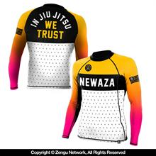 "Newaza ""Trust"" Long-Sleeve Rash..."